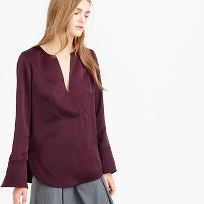 20cfc9daaf2d Collection satin tunic top