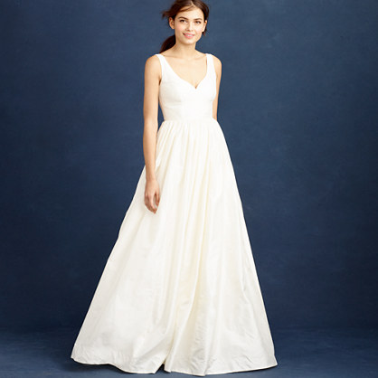 Karlie gown gowns j crew for J crew daphne wedding dress