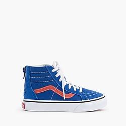 Boys' Vans® Sk8-Hi™ zip sneakers