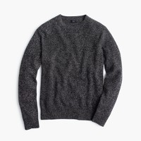 Tall marled lambswool sweater