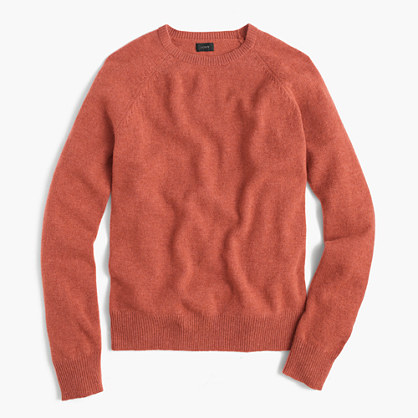 Slim lambswool sweater