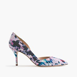 Colette fabric d'Orsay pumps