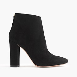 Adele suede ankle boots