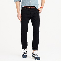 1040 jean in Barnet black wash