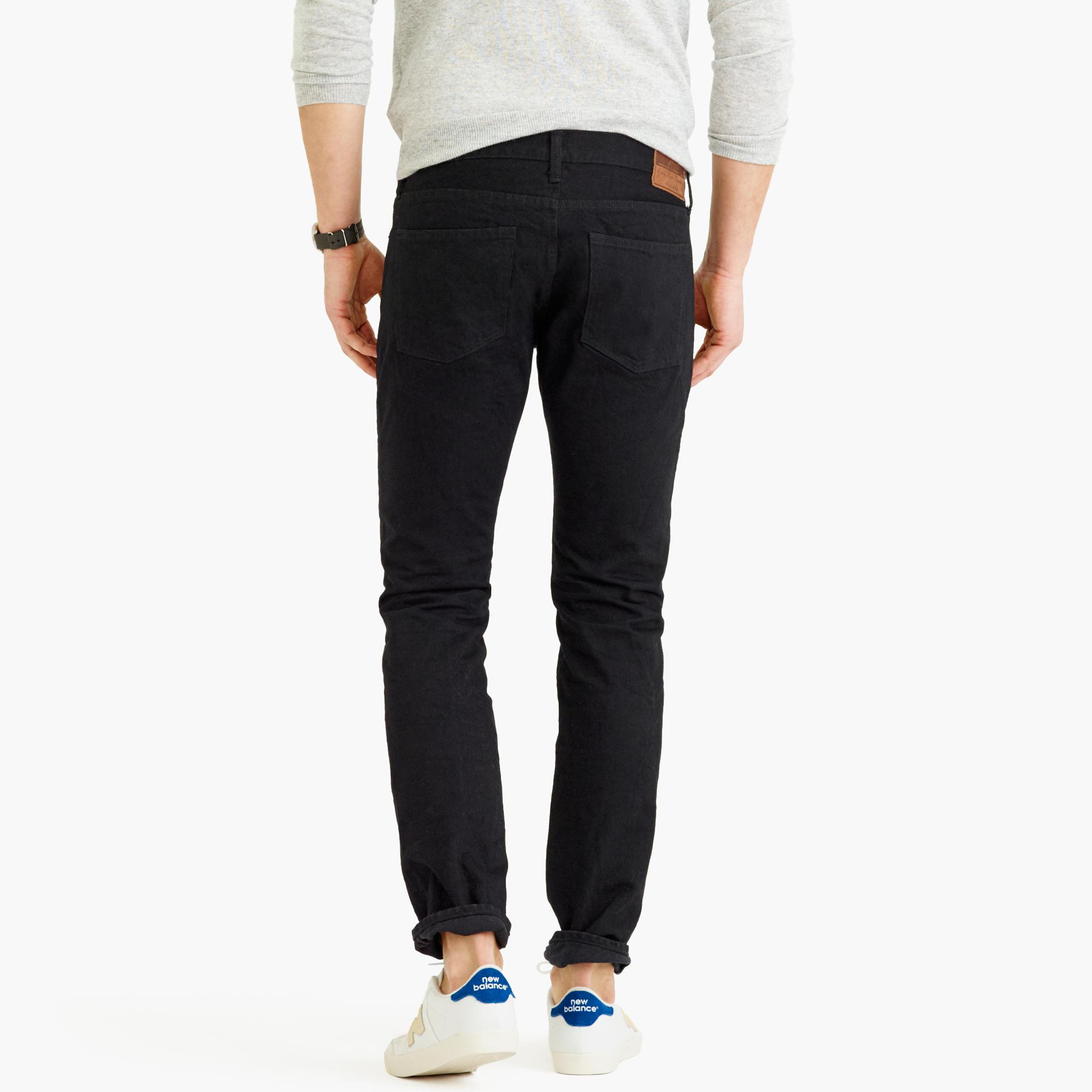 484 Jean In Barnet Black Wash : Men's Jeans | J.Crew