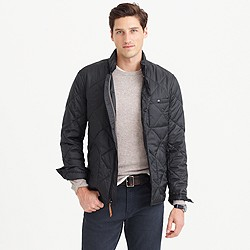 Nylon Sussex quilted jacket