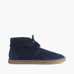 MacAlister fringe boots