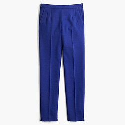 Petite Martie pant in bi-stretch wool