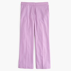 Tall patio pant in bi-stretch wool