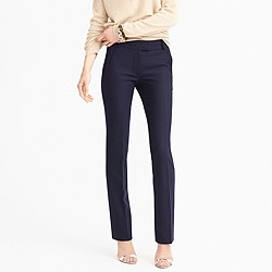 Petite Campbell trouser in bi-stretch wool
