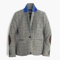 Tall Campbell blazer in tweed