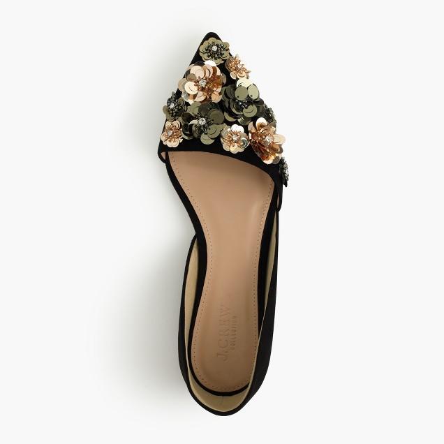 Sequin Shoes Size