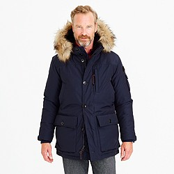 Nordic down parka