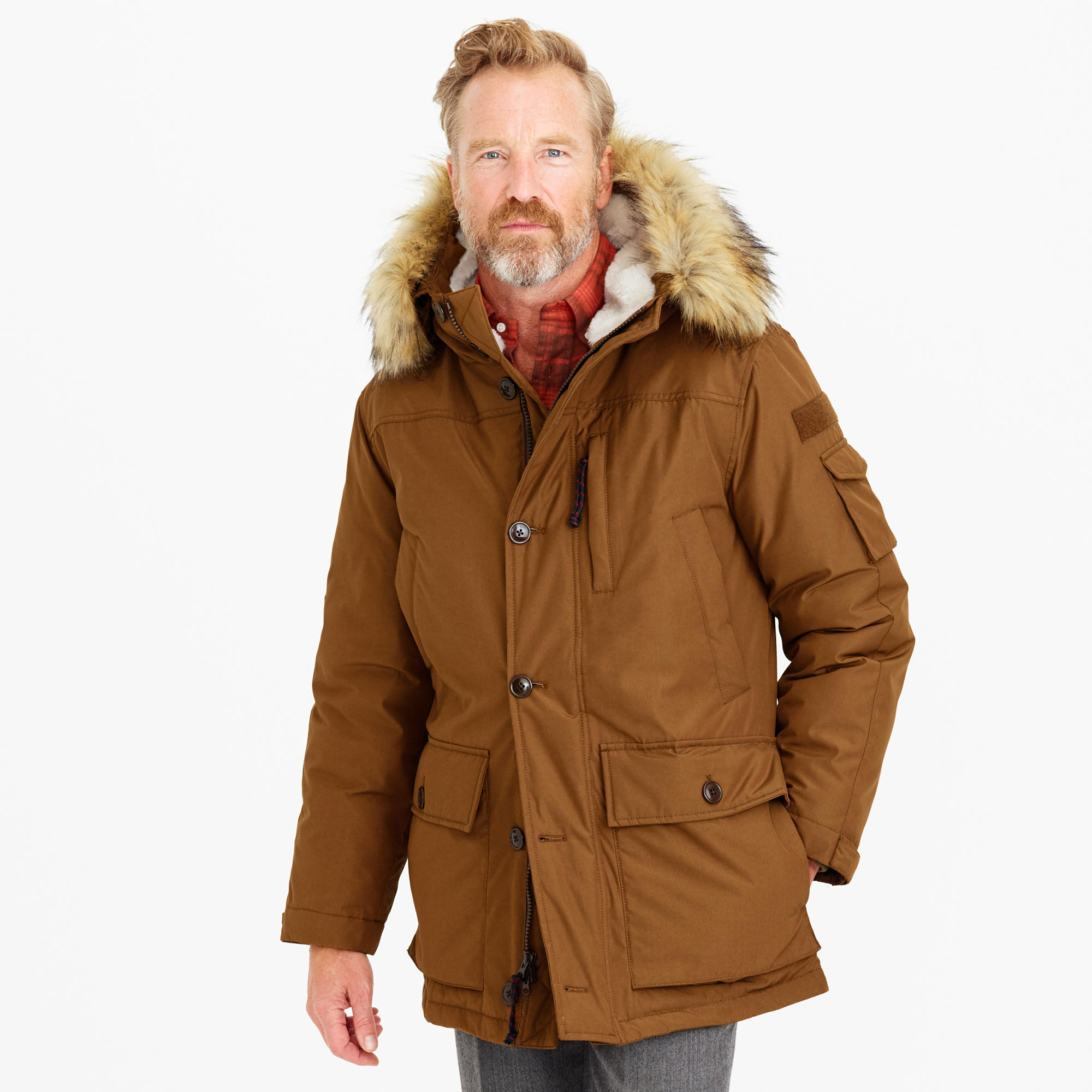 Nordic Down Parka : Men's Coats & Jackets | J.Crew