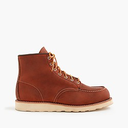 "Red Wing® 6"" moc-toe 875 boots"