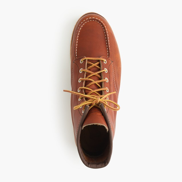 """Red Wing® 6"""" moc-toe 875 boots"""