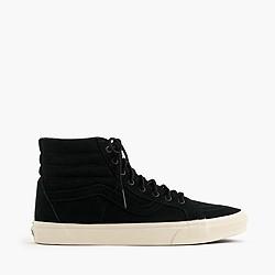 Vans® for J.Crew SK8-Hi sneakers in monotone suede