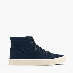 Vans® for J.Crew SK8-Hi sneakers in monotone suede