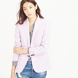 Collection Ludlow blazer in light pink