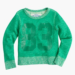 Boys' #83 sweatshirt