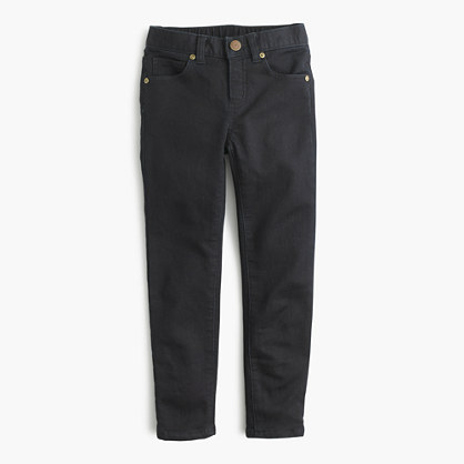 Girls' runaround jean in indigo