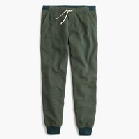 Slim classic zip-pocket sweatpant
