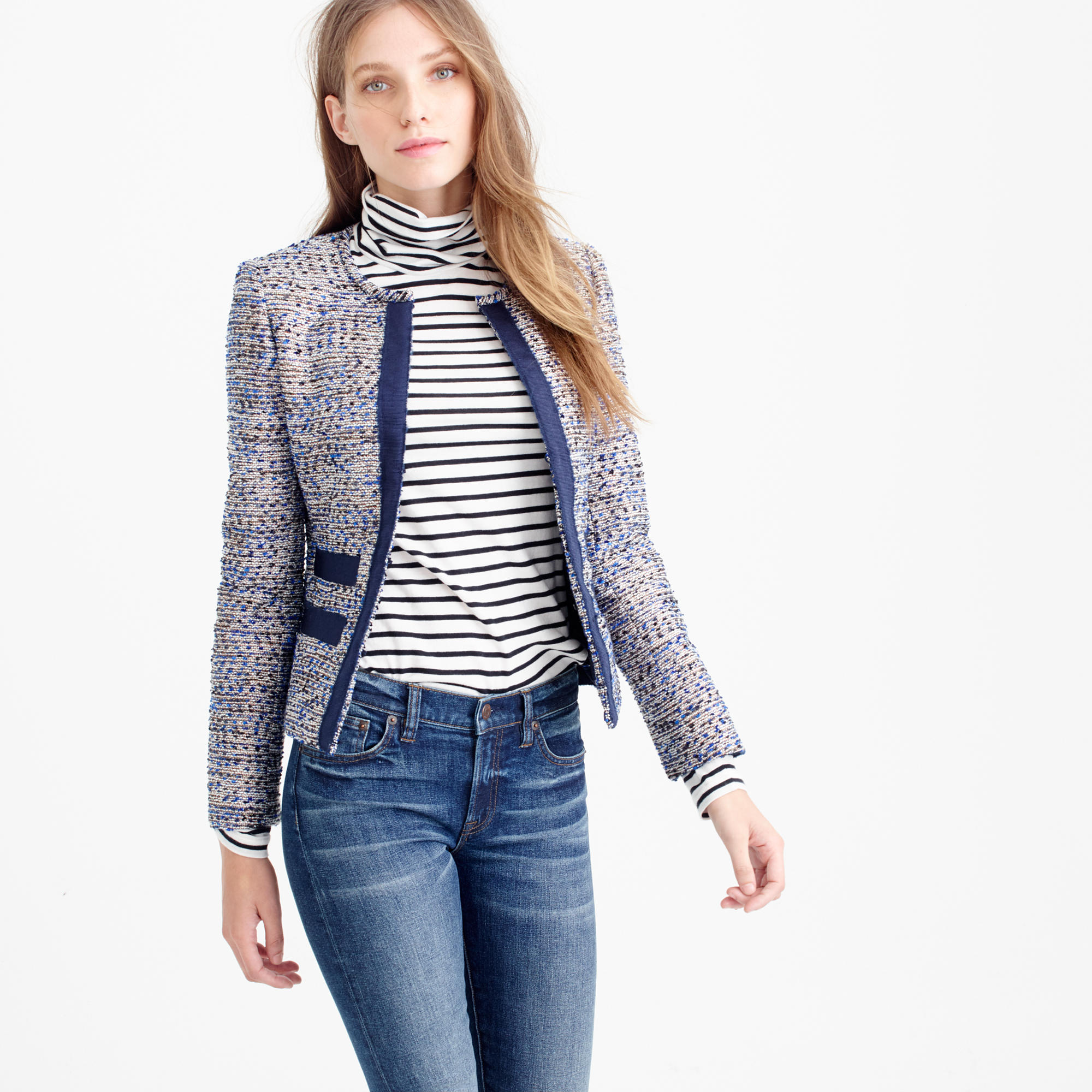 Womens Tweed Blazer Jackets - Best Blazer 2017