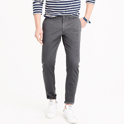 Stretch chino pant in 484 slim fit