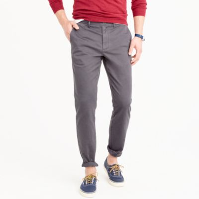 Stretch chino pant in 770 straight fit