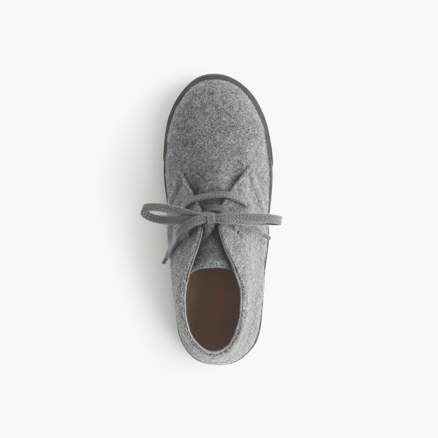 Kids' wool MacAlister sneakers