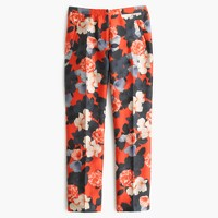 Collection graphic peony pant