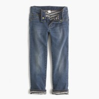 Boys' jersey-lined cozy jean in Tyner wash