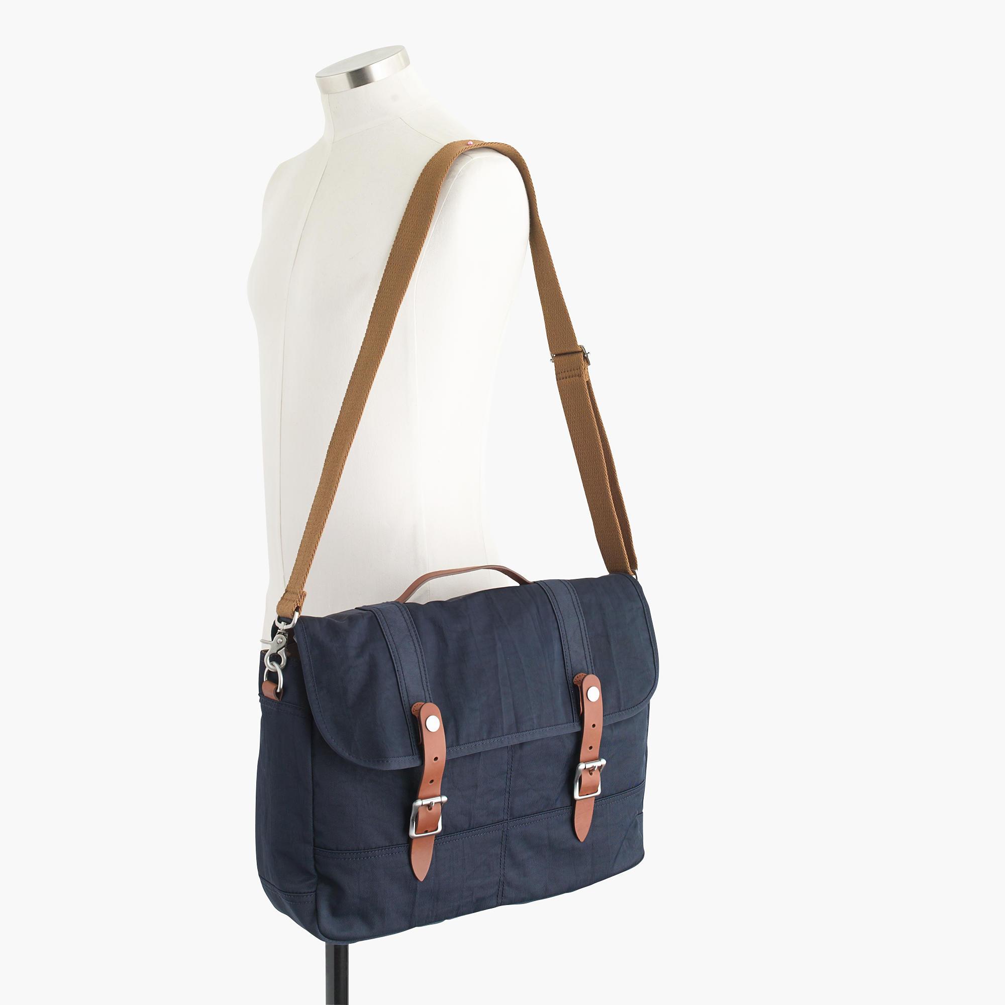 Harwick Messenger Bag : Men's Bags | J.Crew
