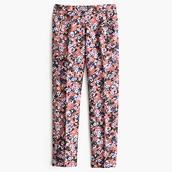 Collection autumn floral pant