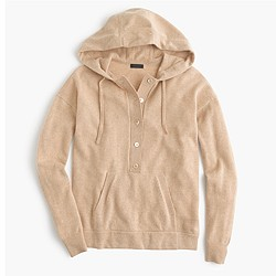 Collection cashmere hoodie