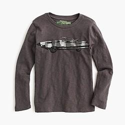 Boys' futuristic car T-shirt