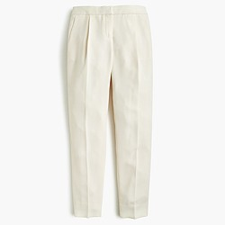 Polished crepe pant