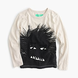 Boy's glow-in-the-dark Max the Monster T-shirt