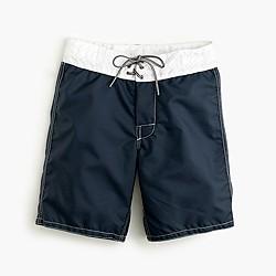 Boys' Birdwell® for crewcuts contrast waistband board short
