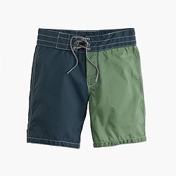 Boys' Birdwell® for crewcuts colorblock board short