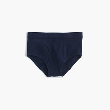 Boys' cotton briefs
