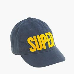 Kids' superfast baseball cap