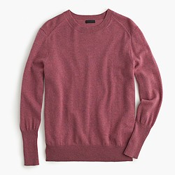 Collection relaxed cashmere pullover sweater