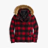 Woolrich John Rich & Bros.® wool parka
