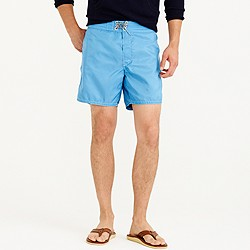 Birdwell® for J.Crew board short in sky