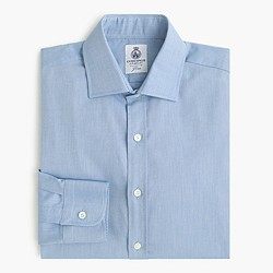 Cordings™ for J.Crew shirt in brushed twill