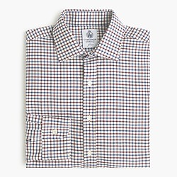 Cordings™ for J.Crew shirt in longfellow tattersall