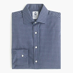 Cordings™ for J.Crew shirt in blue gingham