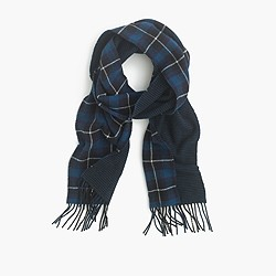 Norse Projects™ double-faced merino-cashmere scarf