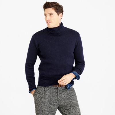 North Sea Clothing diver turtleneck sweater